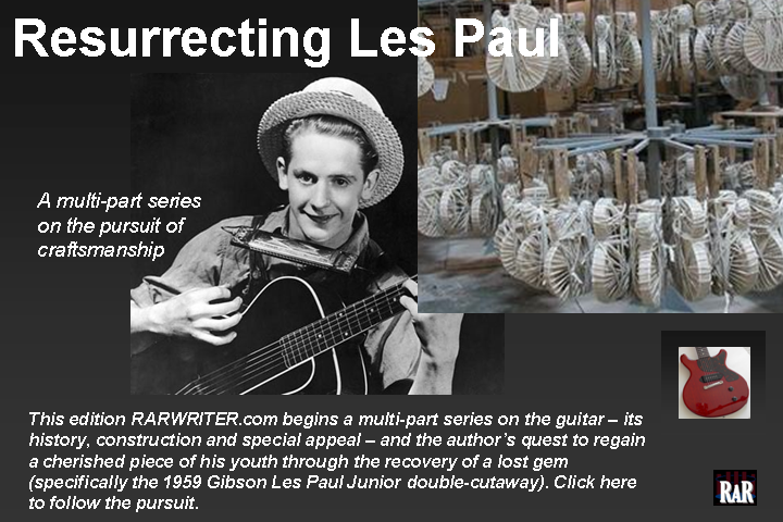 les paul essay The history of epiphone started in 1873 we will write a custom essay sample on les paul music appre new essays.