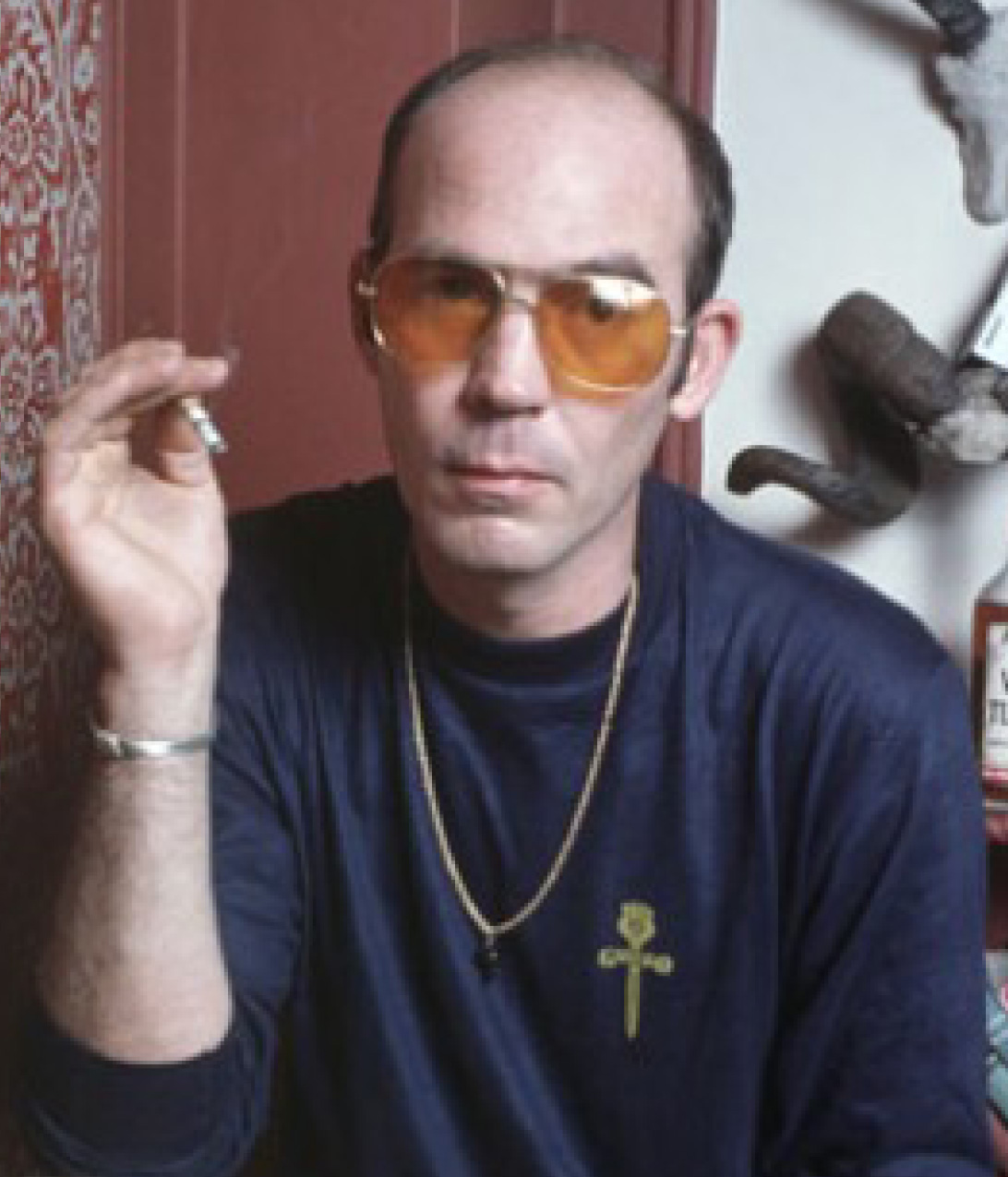 hunter s thompson essays check out this long essay on love boxing and hunter s thompson by john kaye over