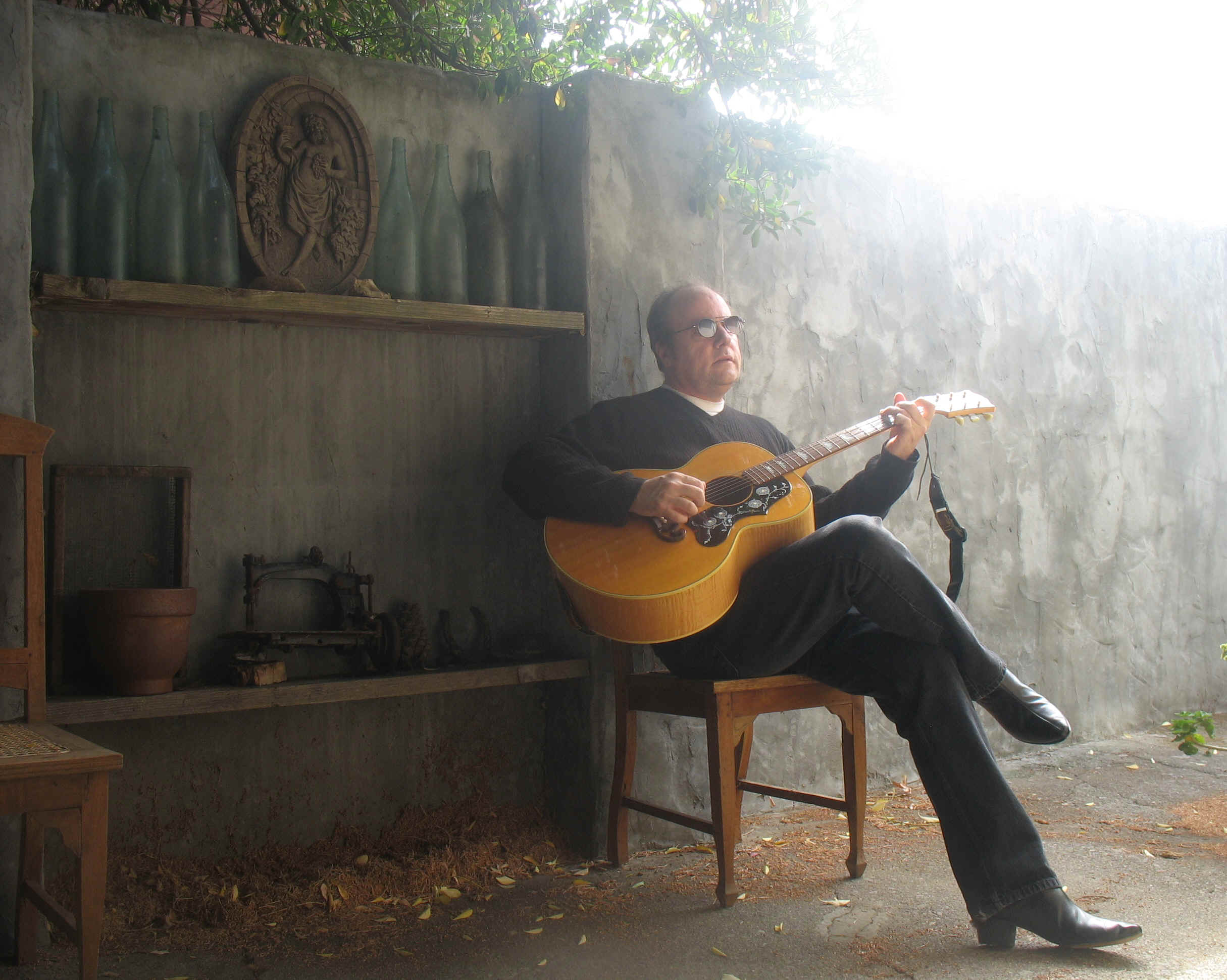 Music of California Novelist Songwriter Rick Alan Rice